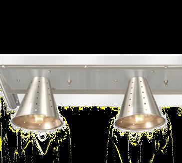 Piper Products/Servolift Eastern RBHL-36 Heat Lamps