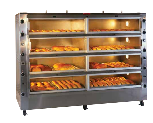 Piper Products/Servolift Eastern Piper Products/Servolift Eastern DO-16-G Super Systems Hearth Type Oven