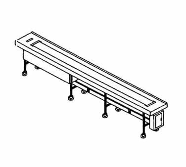 Piper Products/Servolift Eastern Piper Products/Servolift Eastern FABRIC-14 Conveyor