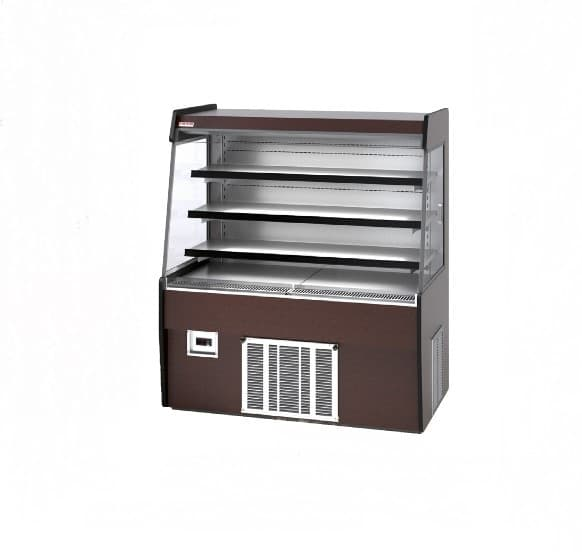 Piper Products/Servolift Eastern R-GNG-LPRO-6 Grab-N-Go Low Profile Refrigerated Open
