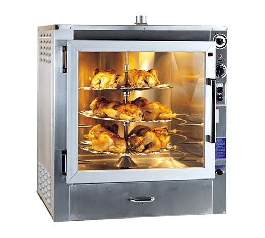 Piper Products/Servolift Eastern RO-1 Super Systems Barbeque Machine