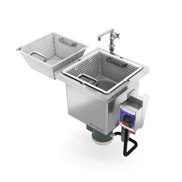 Power Soak Power Soak SS-D-230-1 Silver Soak  Sink