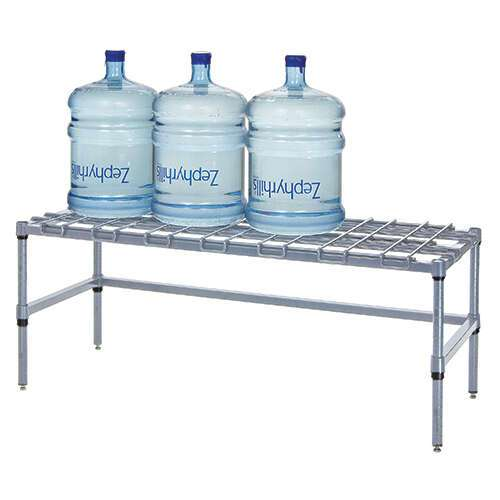 Quantum Food Service 183614DGY Dunnage Rack