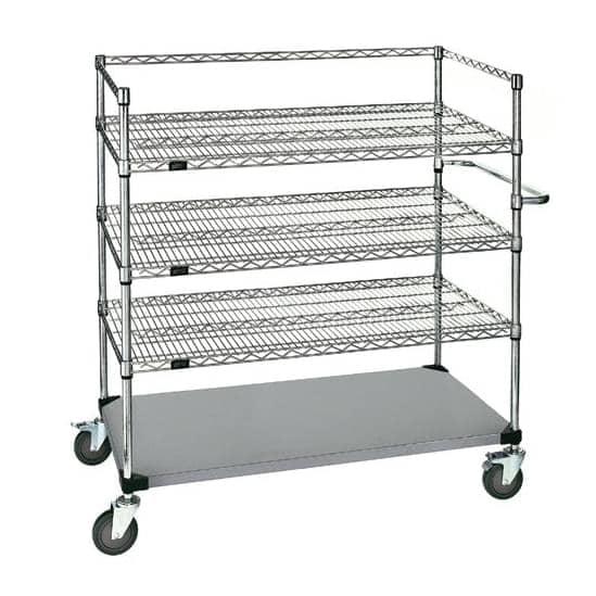 Quantum Food Service WRSC4-54-2460FS Utility Cart