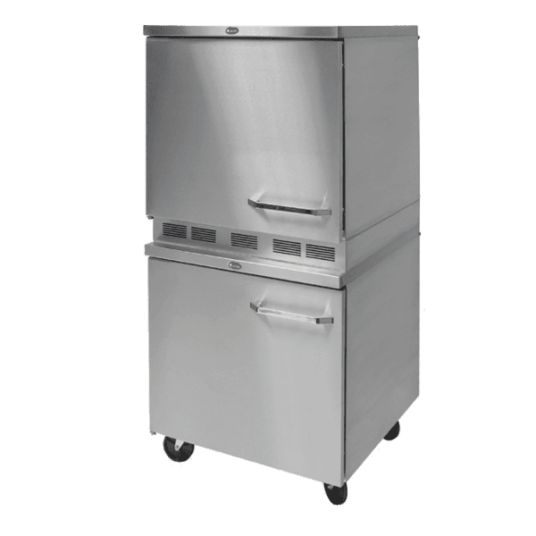 Randell 9404-32DT-RTFBL Dual Temp Refrigerator/Freezer