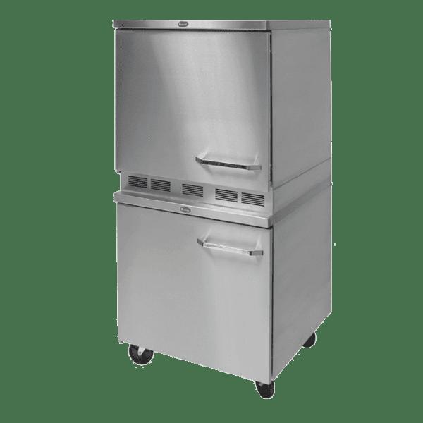 Randell Randell 9404-32DT-RTFBR Dual Temp Refrigerator/Freezer