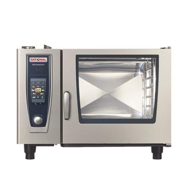 Rational B628106.43 (SCC 62 E 480V) SelfCooking Center® Combi
