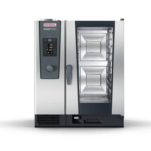 Rational ICC 10-HALF LP 120V 1 PH (LM200DG) (CD2GRRA.0000272 - LP - 120V) iCombi Classic®