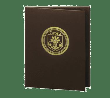 Risch IRI-3V 4.25X11 Iridescent Menu Cover