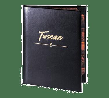 Risch LTH-6V 8.5X11 Tuxedo Menu Cover