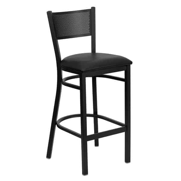 Riverstone Restaurant Furniture RF-RR16534 Hercules Series Restaurant Bar Stool