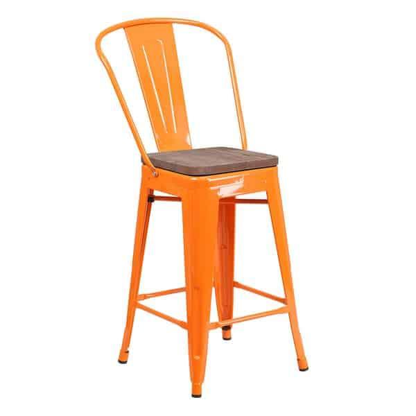 Riverstone Restaurant Furniture RF-RR249900 Bar Stool