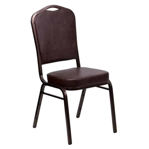 Riverstone Restaurant Furniture RF-RR25710 Hercules Series Stacking Banquet Chair