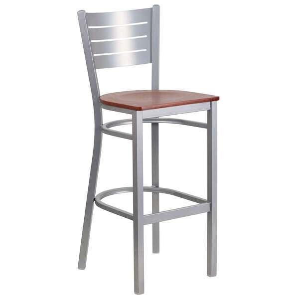Riverstone Restaurant Furniture RF-RR34705 Hercules Series Restaurant Bar Stool