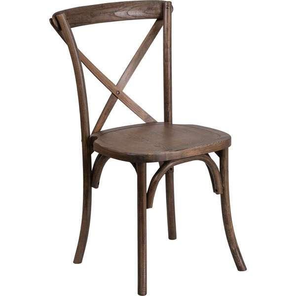 Riverstone Restaurant Furniture RF-RR74129 Hercules Series Stackable Chair