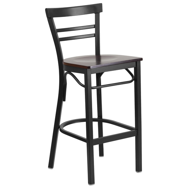 Riverstone Restaurant Furniture RF-RR92488 Hercules Series Restaurant Bar Stool