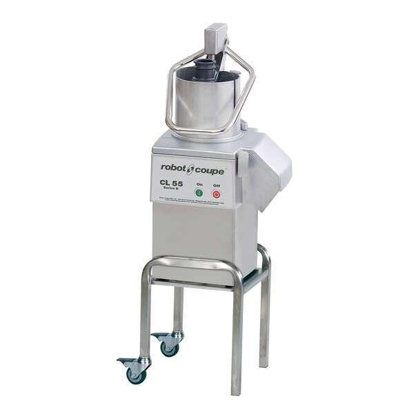 Robot Coupe Robot Coupe CL55E NODISC Commercial Food Processor