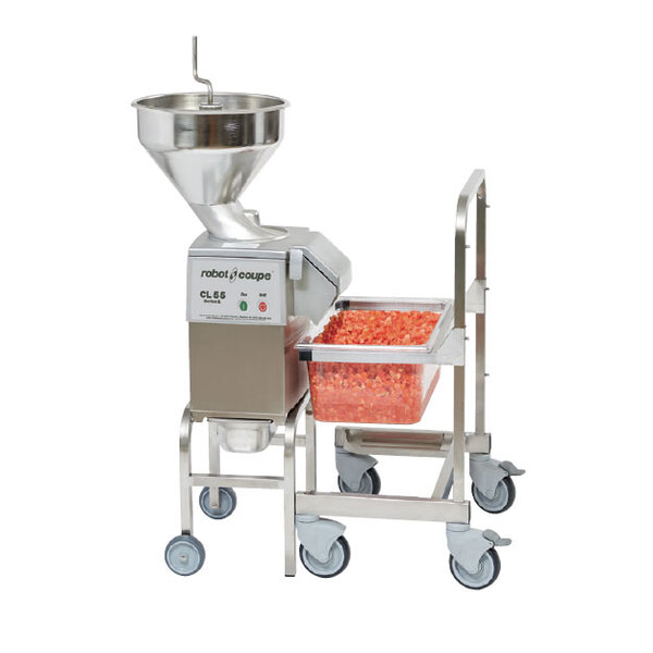 Robot Coupe Robot Coupe CL55WS Commercial Food Processor Workstation