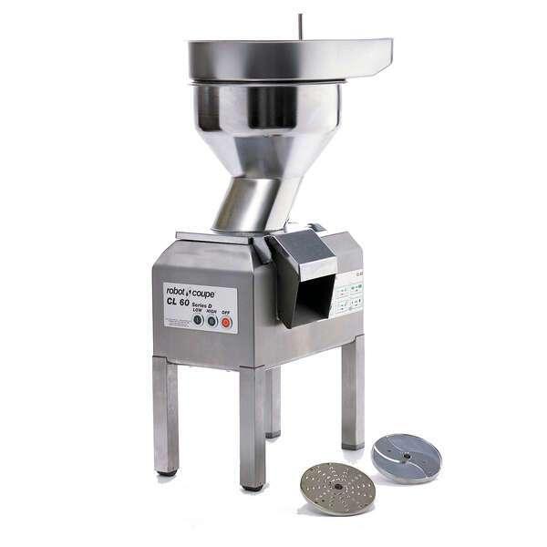 Robot Coupe Robot Coupe CL60B NODISC Bulk E-Series Commercial Food Processor