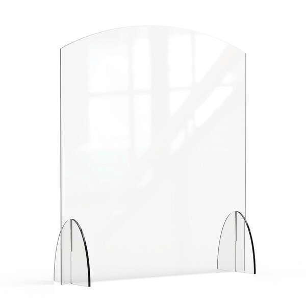 Rosseto AG016 Avant Guarde™ Sneeze Guard/Health Safety Shield