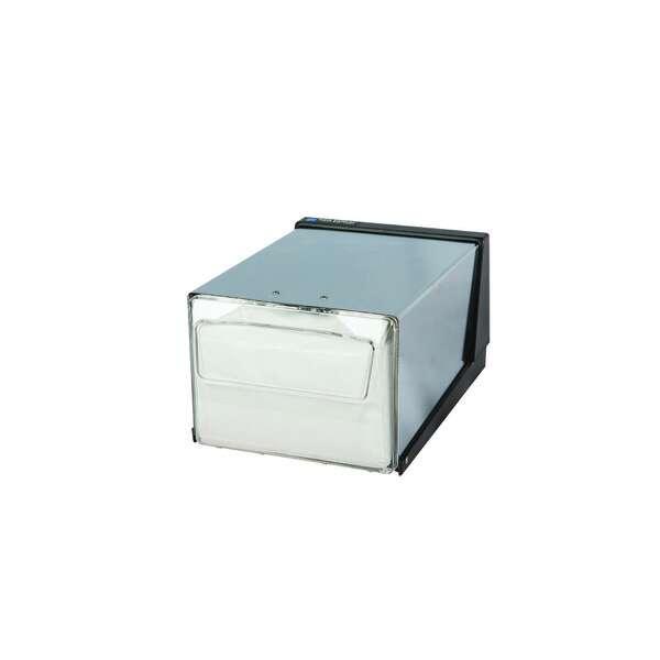 San Jamar H3001CLXC Countertop Napkin Dispenser
