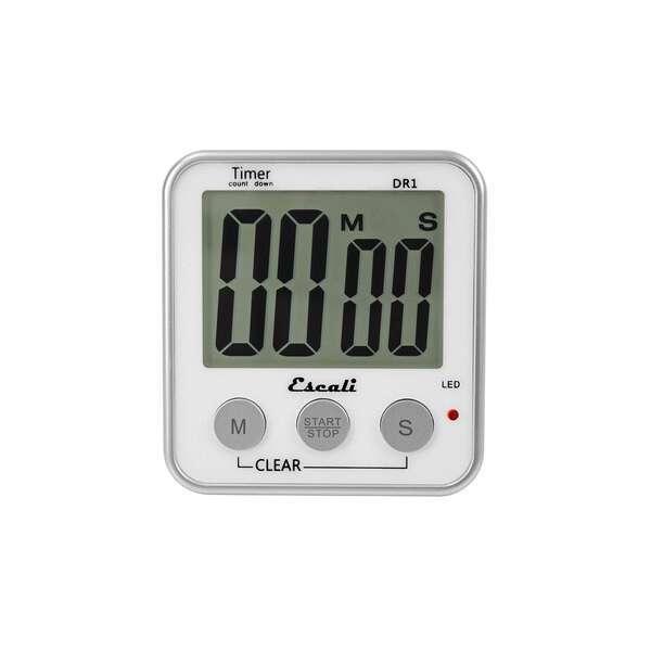 San Jamar TMDGXL Escali Digital Timer