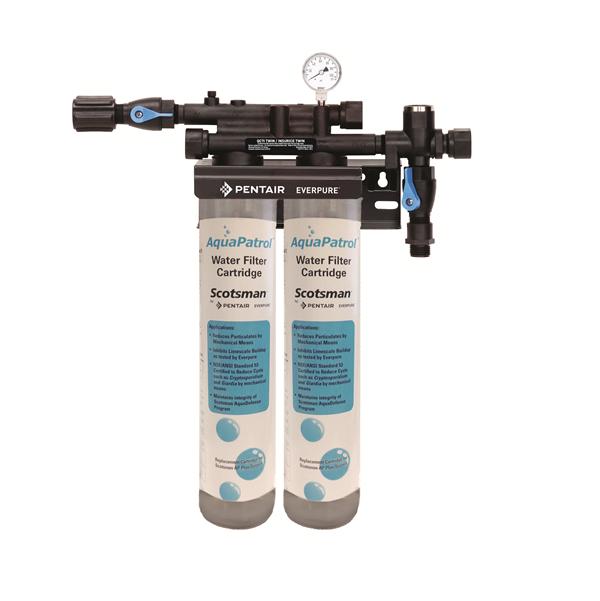 "Scotsman AP2-P AquaPatrol"" Plus Water Filtration System"