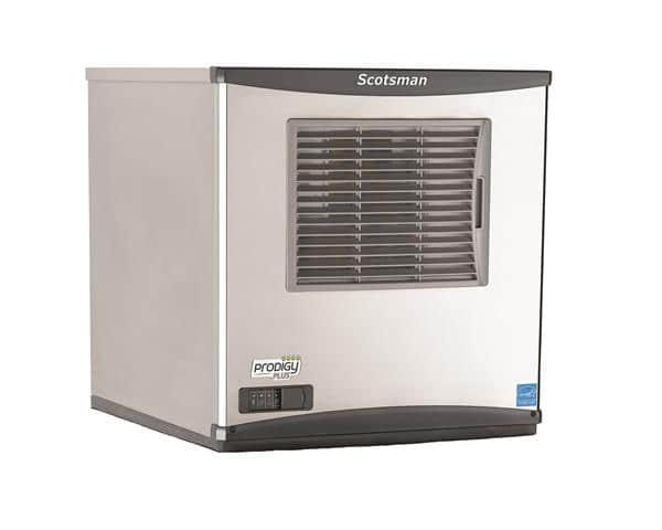 "Scotsman C0322SA-1 22"" Half-Dice Ice Maker, Cube-Style - 300-400 lb/24 Hr Ice Production, Air-Cooled, 115 Volts"