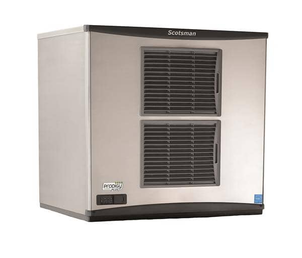 """Scotsman C0830SA-3 30"""" Half-Dice Ice Maker, Cube-Style - 900-1000 lbs/24 Hr Ice Production, Air-Cooled, 208-230 Volts"""
