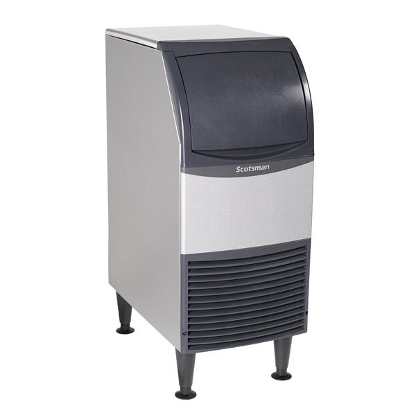 Scotsman CU0415MA-1 Essential Ice™ Ice Maker With Bin
