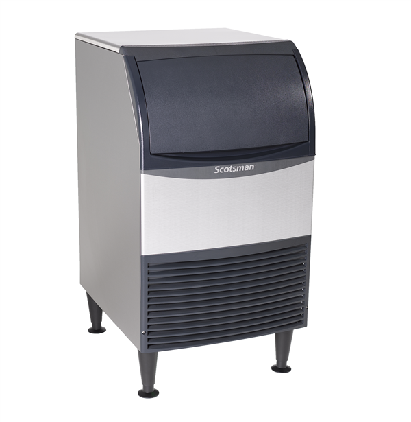 "Scotsman CU0920MA-1 20"" Full-Dice Ice Maker With Bin, Cube-Style - 50-100 lbs/24 Hr Ice Production, Air-Cooled, 115 Volts"