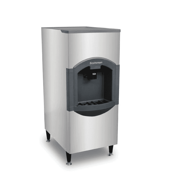 Scotsman HD22B-1 iceValet Hotel/Motel Ice Dispenser