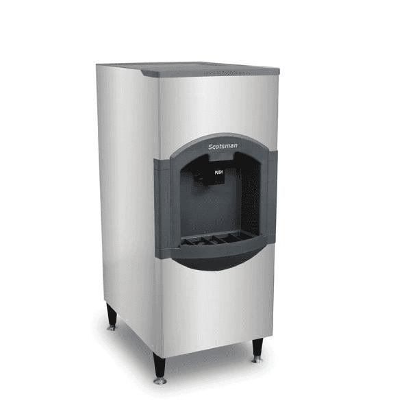 Scotsman Scotsman HD22B-6 iceValet Hotel/Motel Ice Dispenser