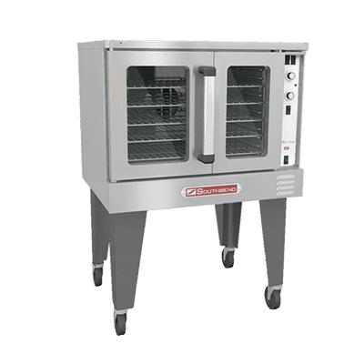 Southbend BGS/13SC Single Deck Gas Convection Oven with Dials / Buttons Contols, 120 Volts