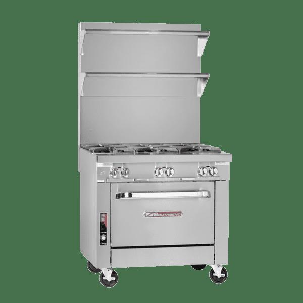 Southbend P36C-ISI Platinum Heavy Duty Induction Range