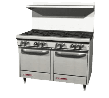 Southbend S48DC S-Series Restaurant Range