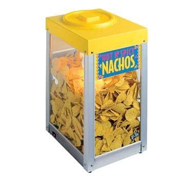 Star Mfg. 12NCPW Nacho Chip/Popcorn Merchandiser
