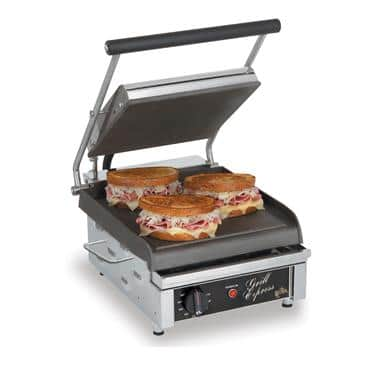 """Star Mfg. GX10IS Grill Express"""" Two-Sided Grill"""