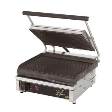 "Star Mfg. GX14IG Grill Express"" Two-Sided Grill"