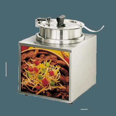 Star Mfg. 3WLA-4H Lighted Food Warmer