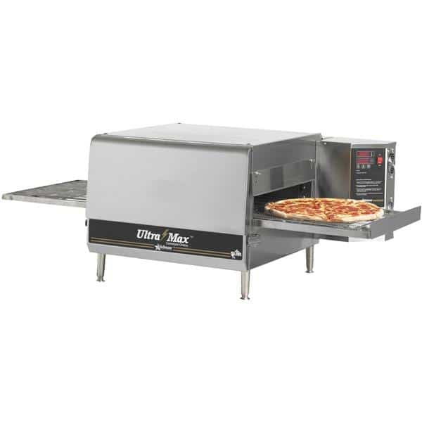 "Star UM1833A Ultra-Max® Electric 6.4 kW 37.2"" Wide Countertop Impingement Conveyor Oven"
