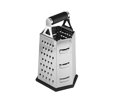 Tablecraft Products SG204BH Cash & Carry Back Of The House™ Box Grater