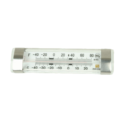 Thunder Group SLTHL080 Refrigerator/Freezer Thermometer