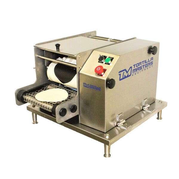 Tortilla Masters Equipment TM105 Ventura Flex Tortilla Machine