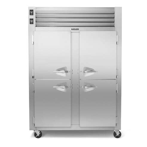 traulsen adt232wut-hhs spec-line refrigerator/freezer dual temp cabinet