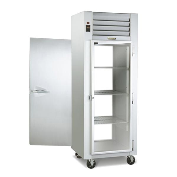 Traulsen G17052-032 Dealer's Choice Refrigerator Pass-thru