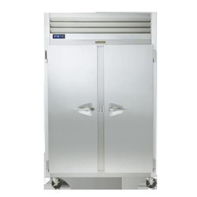 Traulsen Traulsen G20010-032 52.13'' 46 cu. ft. Top Mounted 2 Section Solid Door Reach-In Refrigerator