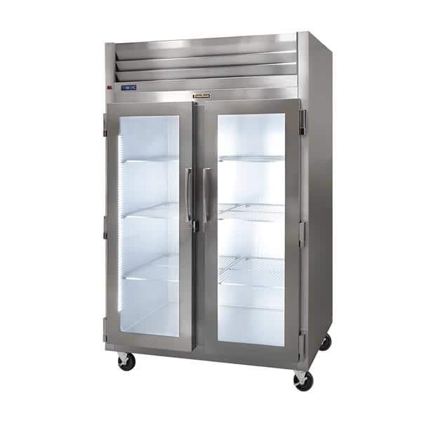 Traulsen G21005P Dealer's Choice Display Refrigerator