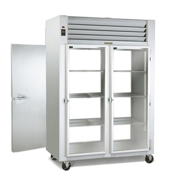 Traulsen G27044-032 Dealer's Choice Display Refrigerator