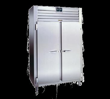 Traulsen RDH232W-FHS Spec-Line Refrigerated/Heated Dual Temp Cabinet